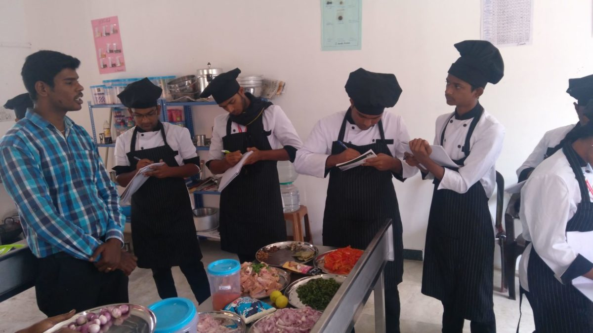 Best Hotel Management College in Tamilnadu