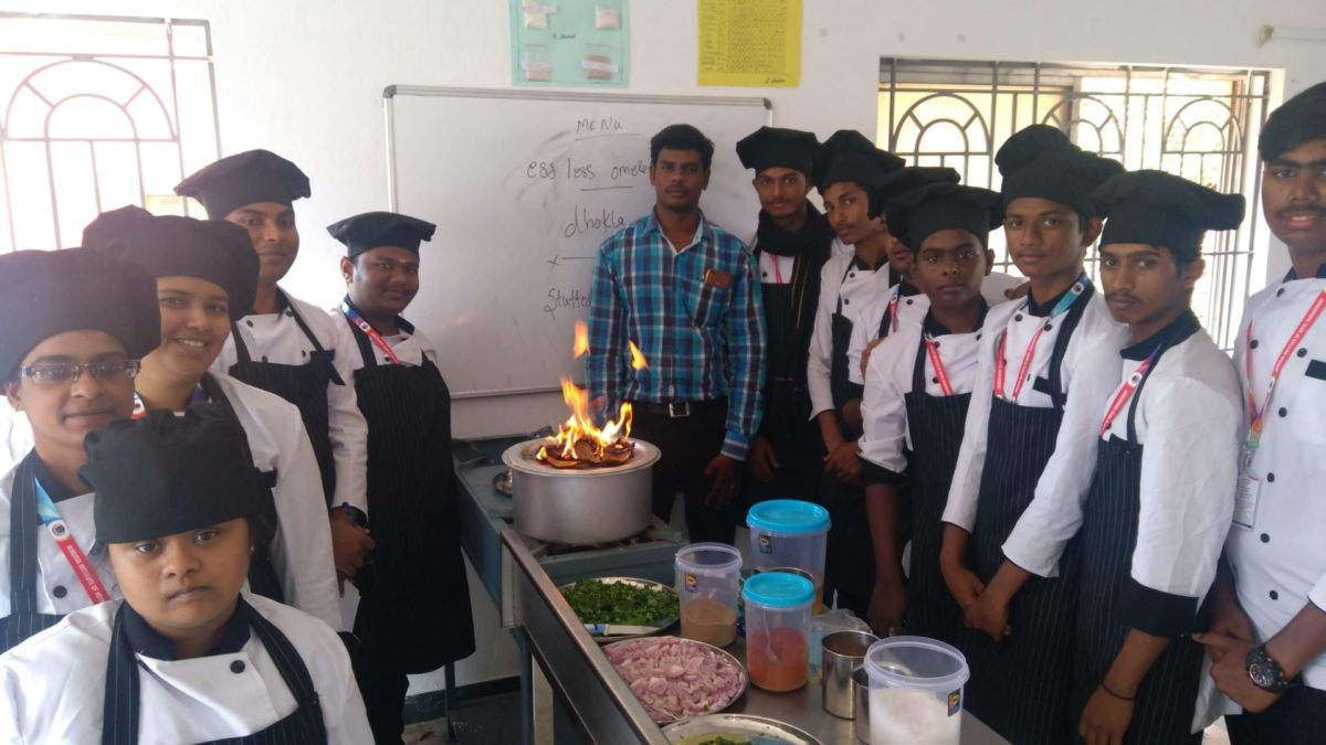 B.sc Catering and Hotel Management Coimbatore