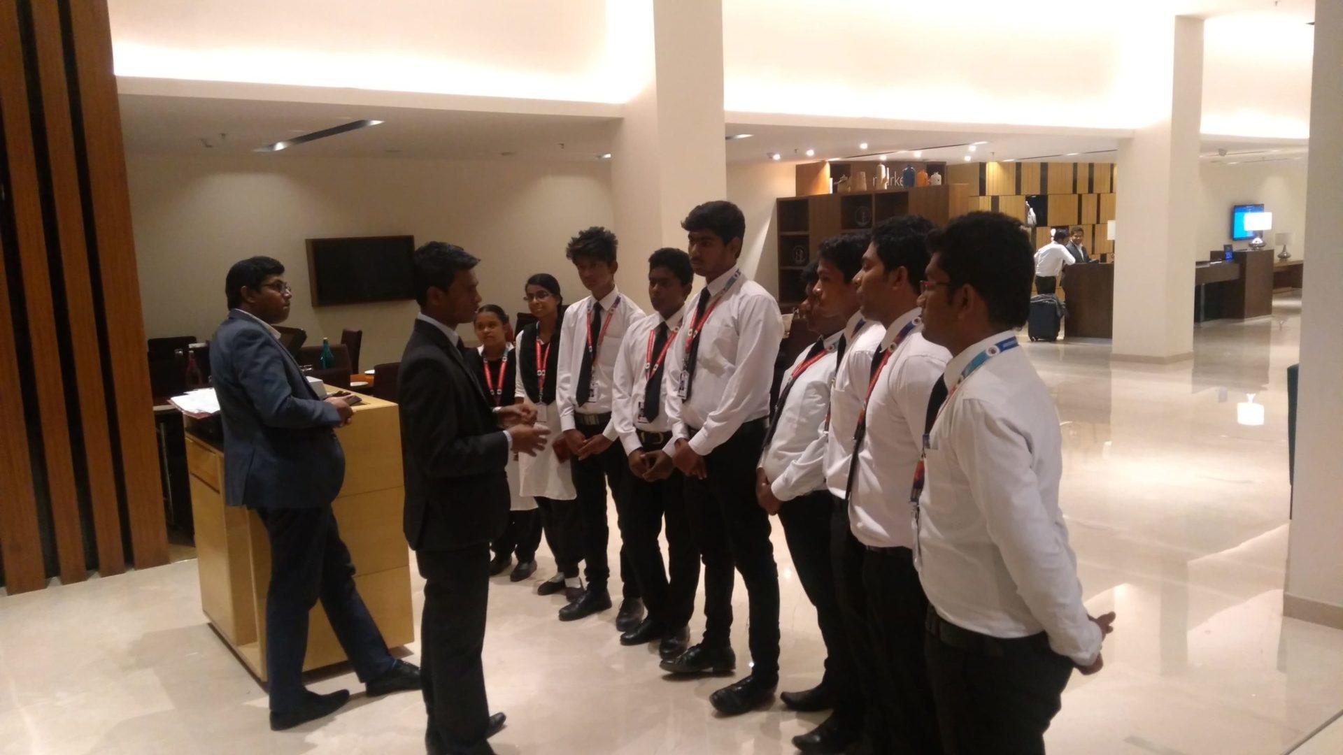 Hotel Management Colleges in Tamilnadu
