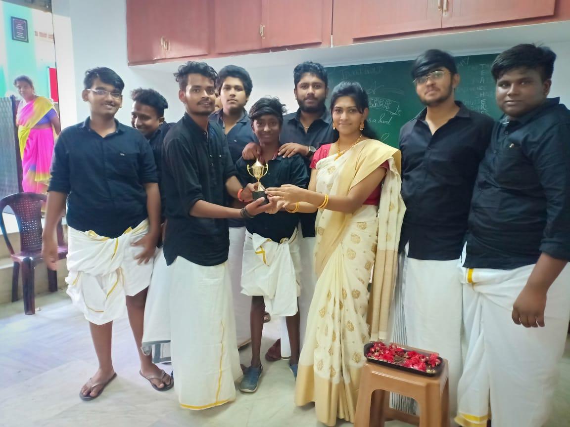 Hotel management college in Tamil nadu