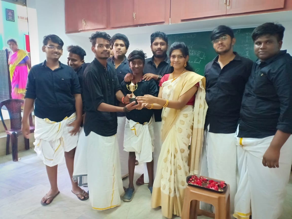 Hotel management college in Tamil nadu