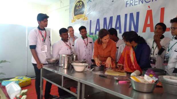 Catering institutes in Kerala