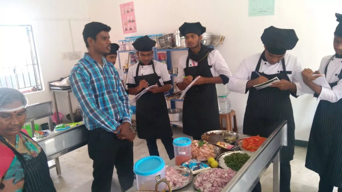 Diploma in Catering and Hotel Management calicut