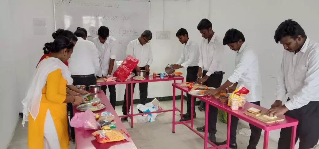 Diploma in Catering and Hotel Management in malappuram