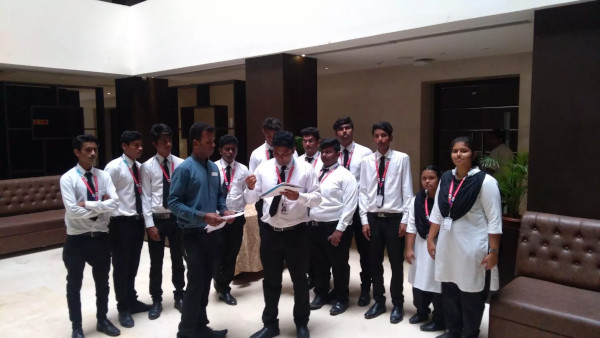 Hotel Management colleges in salem