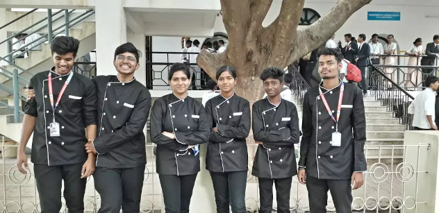 Hotel Management colleges in udumalpet