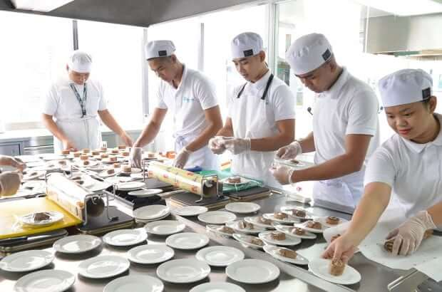 Ship catering course in coimbatore